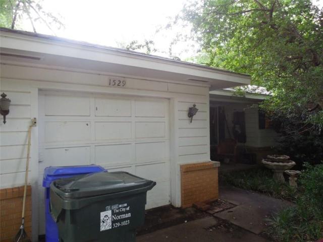 1529 Avondale, Norman, OK 73069 (MLS #823827) :: Wyatt Poindexter Group