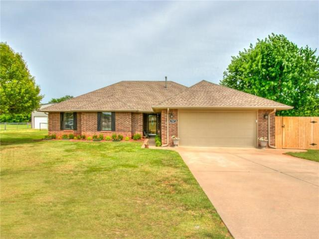 767 S Sara Road, Tuttle, OK 73089 (MLS #823831) :: Wyatt Poindexter Group