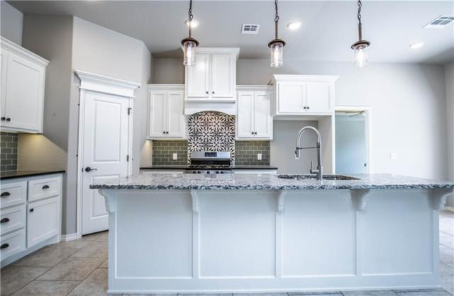 8108 NW 160th Terrace, Edmond, OK 73013 (MLS #823846) :: Homestead & Co