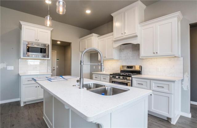 8316 NW 159th Street, Edmond, OK 73013 (MLS #823865) :: Homestead & Co