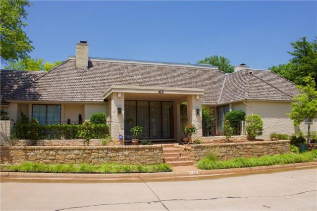 3101 Fountaingate Road #43, Oklahoma City, OK 73120 (MLS #823876) :: Wyatt Poindexter Group