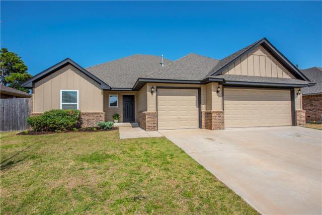 700 S Bouziden Drive, Moore, OK 73160 (MLS #823927) :: Barry Hurley Real Estate