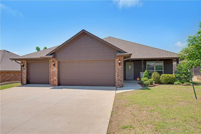 12788 Mackenzie Street, Choctaw, OK 73020 (MLS #823943) :: Erhardt Group at Keller Williams Mulinix OKC