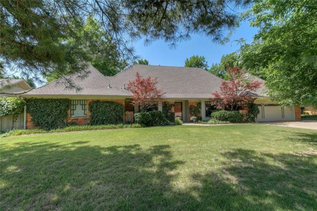 1012 Westchester Drive, Oklahoma City, OK 73114 (MLS #823945) :: Wyatt Poindexter Group