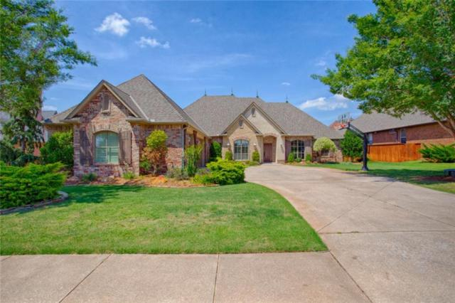 16724 Rainwater Trail, Edmond, OK 73012 (MLS #823960) :: Meraki Real Estate