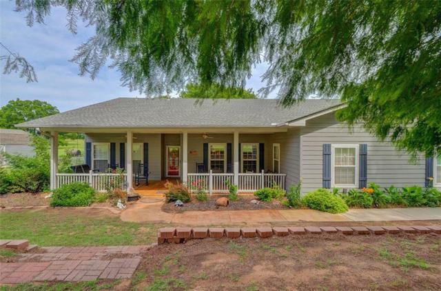 5620 N Harrah Road, Harrah, OK 73045 (MLS #823964) :: Meraki Real Estate