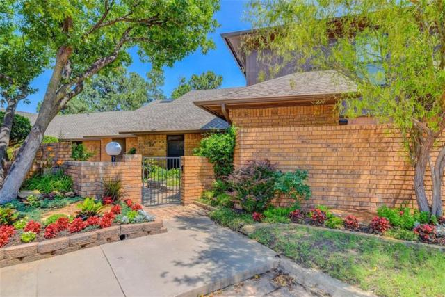 1899 Saddleback Boulevard #24, Norman, OK 73072 (MLS #823999) :: Erhardt Group at Keller Williams Mulinix OKC