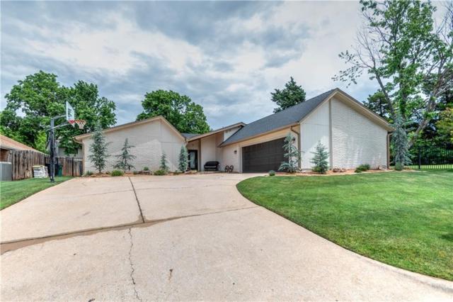 3109 Castlerock Road, Oklahoma City, OK 73120 (MLS #824001) :: Wyatt Poindexter Group