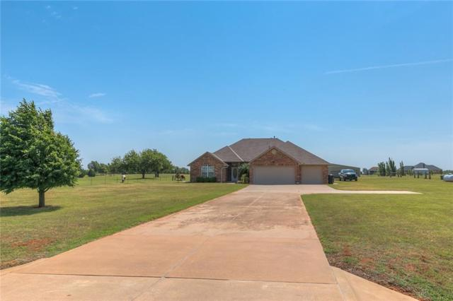 4900 Eric Lane, Mustang, OK 73064 (MLS #824020) :: Homestead & Co