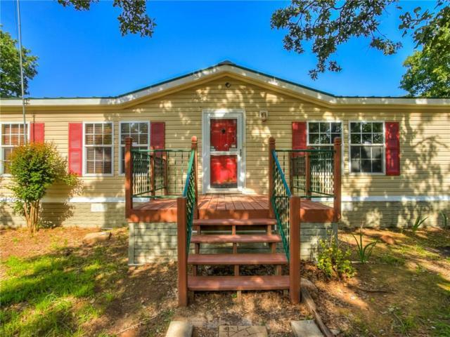 11190 E Rock Creek, Norman, OK 73026 (MLS #824049) :: Wyatt Poindexter Group