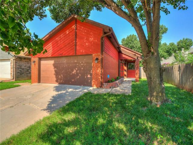 12717 Meadows Drive, Oklahoma City, OK 73120 (MLS #824055) :: Wyatt Poindexter Group