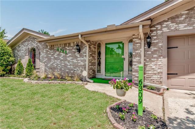 6309 Saintsbury Court, Oklahoma City, OK 73132 (MLS #824107) :: Wyatt Poindexter Group