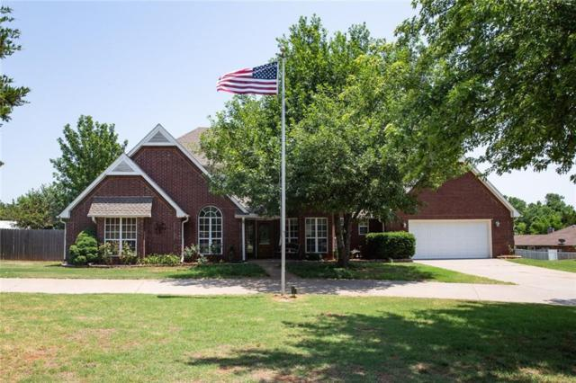 1116 S Lariat Drive, Mustang, OK 73064 (MLS #824112) :: Homestead & Co