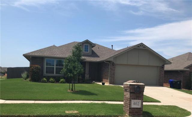 402 Tecumseh Meadows, Norman, OK 73069 (MLS #824133) :: Wyatt Poindexter Group