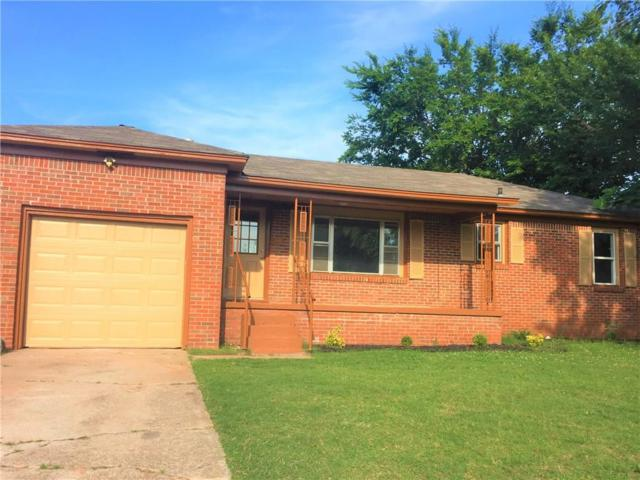 603 N Ford Avenue, Stroud, OK 74079 (MLS #824157) :: KING Real Estate Group