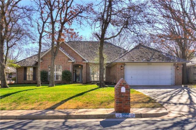 2100 Powderhorn, Edmond, OK 73034 (MLS #824187) :: Wyatt Poindexter Group
