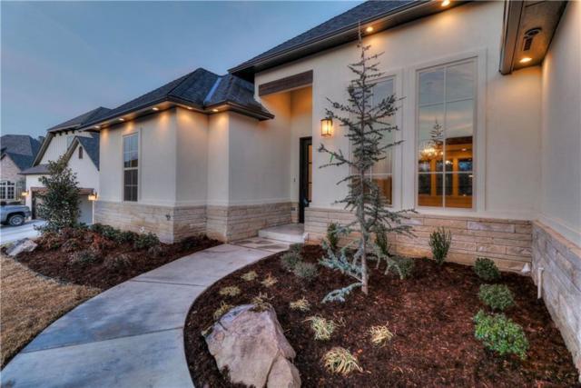 4708 Stampede Drive, Edmond, OK 73034 (MLS #824197) :: Wyatt Poindexter Group