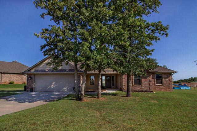 417 Bailey, Blanchard, OK 73010 (MLS #824208) :: Wyatt Poindexter Group