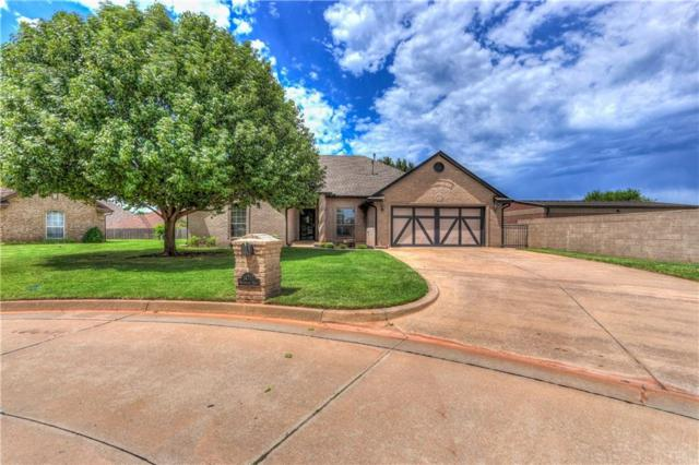 14717 Waterfront Road, Edmond, OK 73013 (MLS #824213) :: Wyatt Poindexter Group