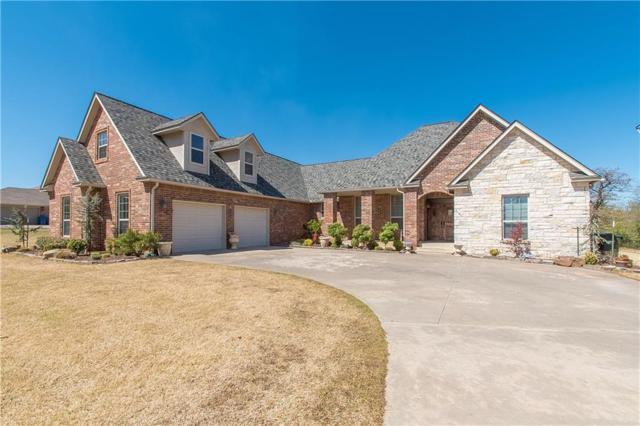 6401 Cedar Creek Drive, Jones, OK 73049 (MLS #824240) :: Wyatt Poindexter Group