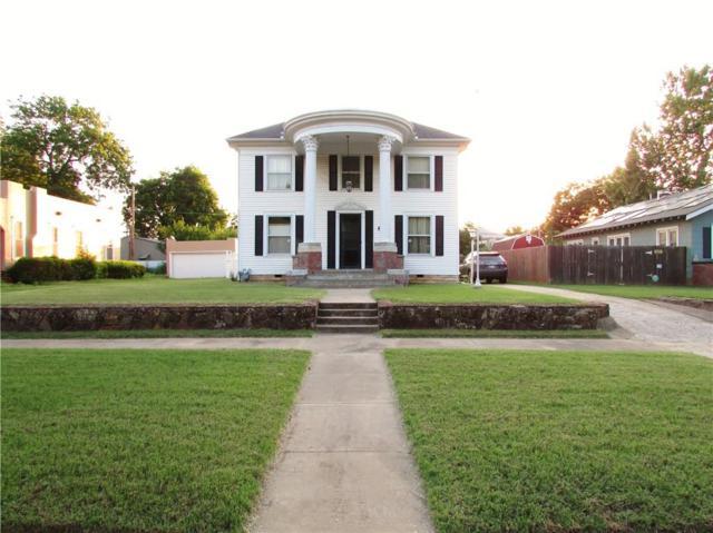 662 N Park, Shawnee, OK 74801 (MLS #824243) :: Wyatt Poindexter Group