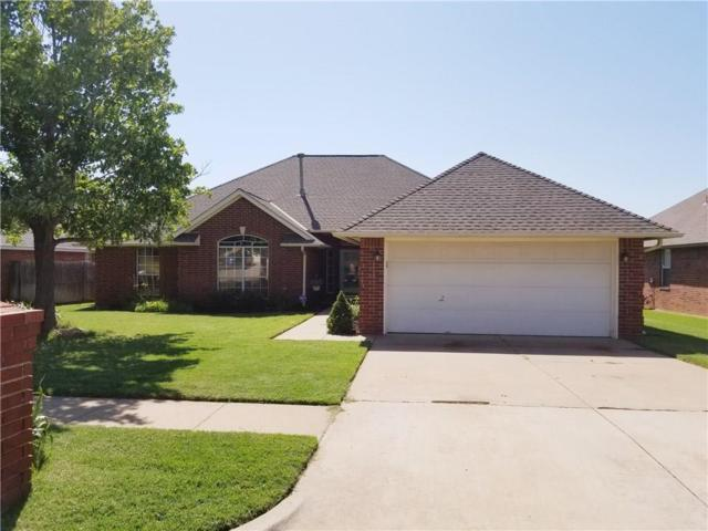 13308 Northview Drive, Oklahoma City, OK 73142 (MLS #824245) :: Wyatt Poindexter Group