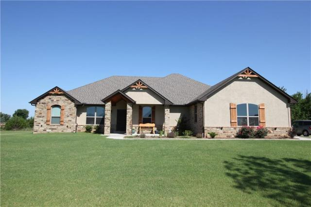 14705 Bella Maria Drive, Oklahoma City, OK 73165 (MLS #824258) :: Wyatt Poindexter Group
