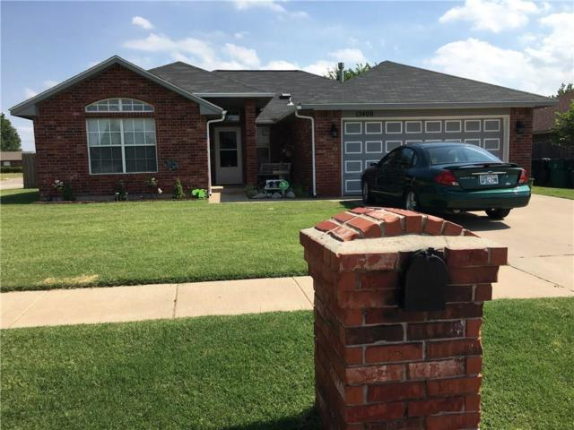 12400 Newgate Drive, Yukon, OK 73099 (MLS #824266) :: Wyatt Poindexter Group