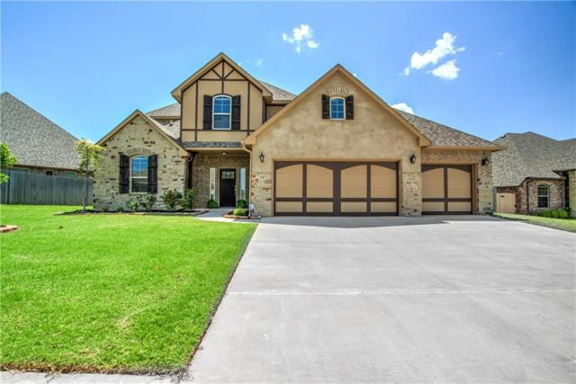 19005 Barnstable Court, Edmond, OK 73012 (MLS #824295) :: Wyatt Poindexter Group