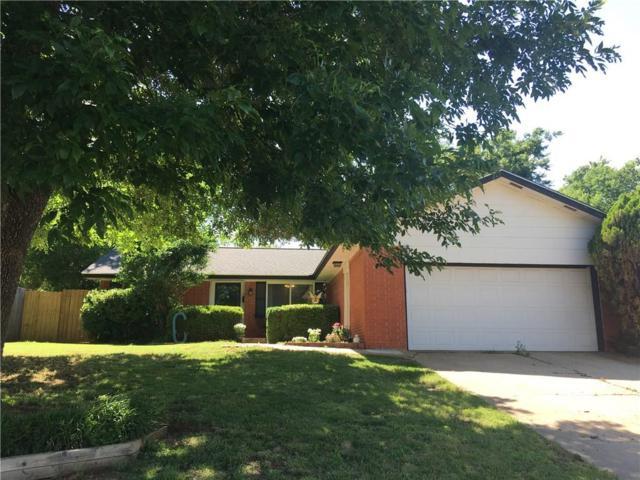 2418 Weatherford, Norman, OK 73071 (MLS #824300) :: Wyatt Poindexter Group