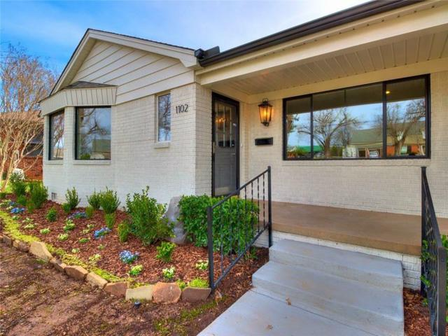 1102 Hemstead, Oklahoma City, OK 73116 (MLS #824315) :: Wyatt Poindexter Group