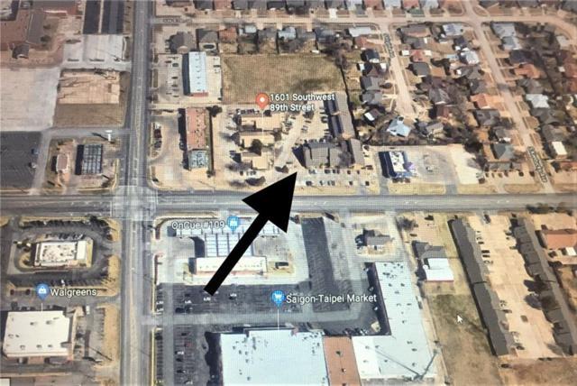 1601 SW 89th Street D100, Oklahoma City, OK 73159 (MLS #824322) :: Wyatt Poindexter Group