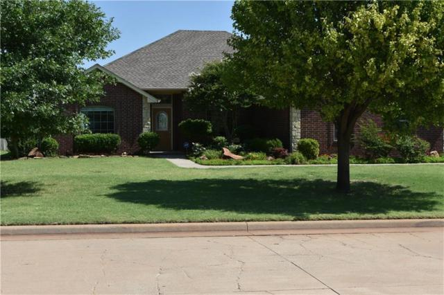 301 Ruby Drive, Elk City, OK 73644 (MLS #824329) :: Wyatt Poindexter Group