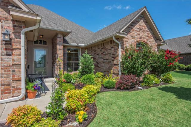 12213 Heathfield Lane, Oklahoma City, OK 73173 (MLS #824332) :: Wyatt Poindexter Group