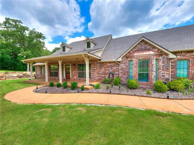 10606 N Timbercreek Circle, Edmond, OK 73034 (MLS #824335) :: Homestead & Co
