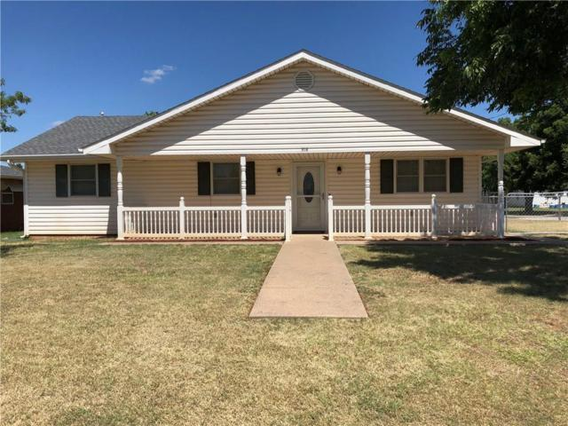 318 N 5th, Okarche, OK 73762 (MLS #824366) :: Wyatt Poindexter Group