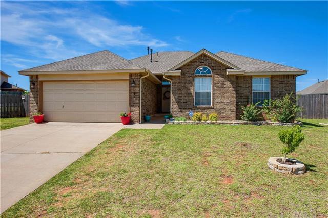 2308 NW 157th Terrace, Oklahoma City, OK 73013 (MLS #824382) :: Wyatt Poindexter Group