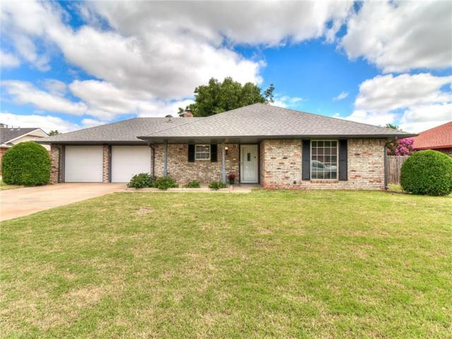 804 SW 25th Street, El Reno, OK 73036 (MLS #824405) :: Wyatt Poindexter Group