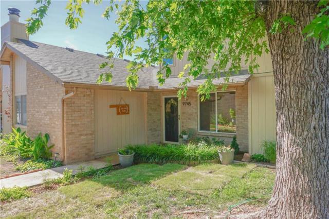 9745 Hefner Village, Oklahoma City, OK 73162 (MLS #824415) :: Wyatt Poindexter Group
