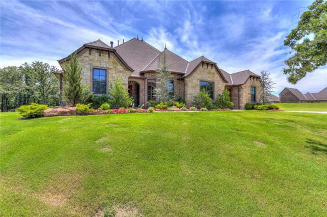 10124 Beaupre Drive, Arcadia, OK 73007 (MLS #824429) :: Wyatt Poindexter Group