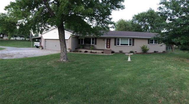 2504 S Choctaw Road, Choctaw, OK 73020 (MLS #824446) :: Meraki Real Estate