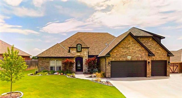 404 Lake Grove Court, Norman, OK 73069 (MLS #824465) :: Wyatt Poindexter Group