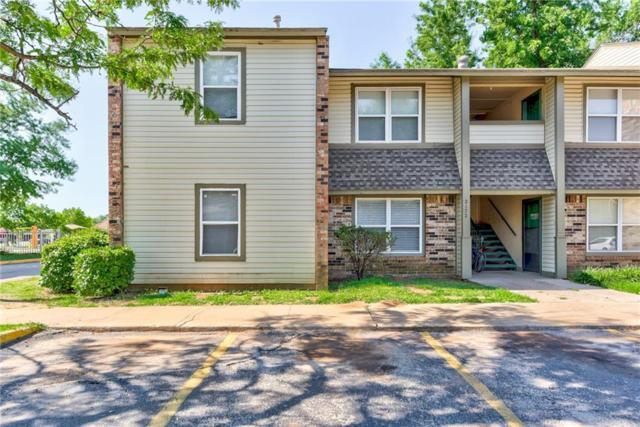 2172 W Brooks Street B, Norman, OK 73069 (MLS #824466) :: Wyatt Poindexter Group