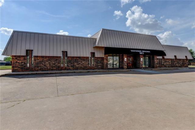 9817 S Western Avenue, Oklahoma City, OK 73139 (MLS #824485) :: Wyatt Poindexter Group