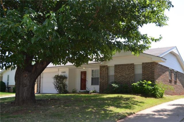 2209 N Mckinley Avenue, Shawnee, OK 74804 (MLS #824508) :: Wyatt Poindexter Group