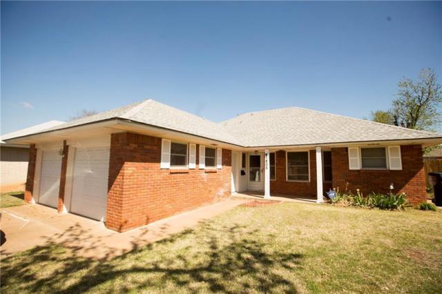 1405 NW 105th Street, Oklahoma City, OK 73114 (MLS #824554) :: Wyatt Poindexter Group