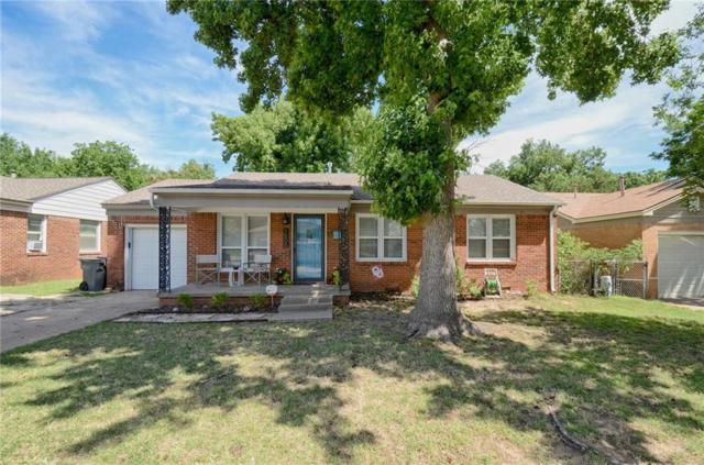 1505 Oxford Way, Oklahoma City, OK 73120 (MLS #824564) :: Wyatt Poindexter Group