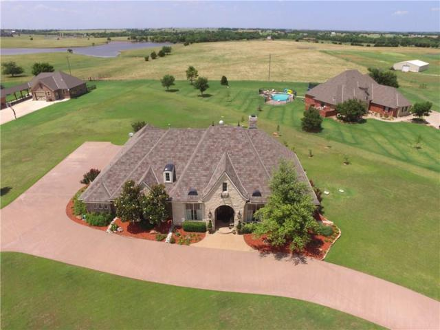 6143 Cedar Farm Road, Edmond, OK 73025 (MLS #824577) :: Homestead & Co