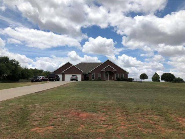 1398 County Street 2976, Blanchard, OK 73010 (MLS #824608) :: Wyatt Poindexter Group
