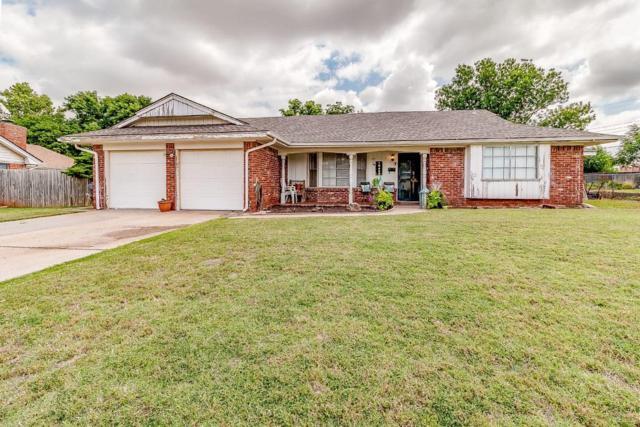 10420 Major Avenue, Oklahoma City, OK 73120 (MLS #824660) :: Wyatt Poindexter Group